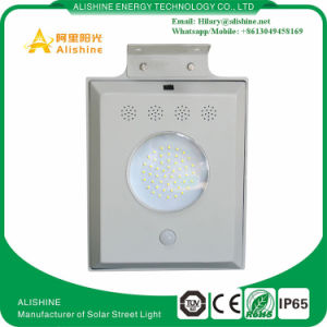 2017 New 5W Solar LED Outdoor Street Light with Low Price pictures & photos