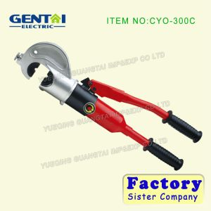 300mm2 Manual Portable Hydraulic Cable Indent Crimping Tool pictures & photos