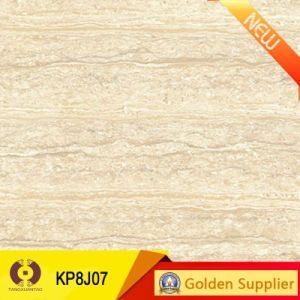 Natural Stone Design Tiles Super Glossy Flooring Tile Porcelain (KP8J07) pictures & photos