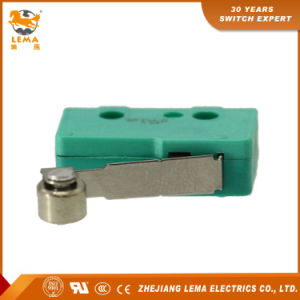 Lema Kw12-2s Roller Lever Miniature Micro Switch 5A 125VAC 3A 250VAC pictures & photos