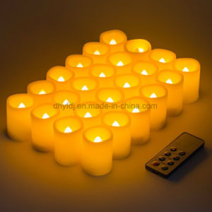 Charming Decoration Electric LED Tea Light pictures & photos