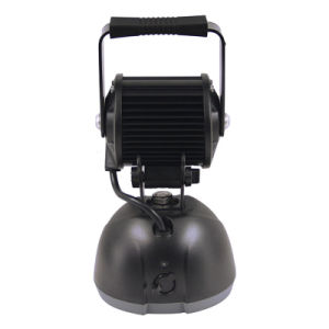 LED Rechargeable Magnetic Work Light for Square Ground pictures & photos