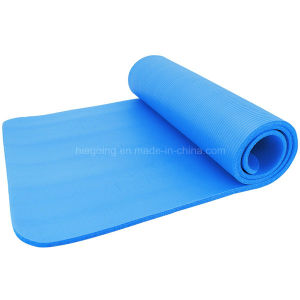 Top Quality Eco-Friendly Manufacturer NBR / TPE Yoga Mat pictures & photos