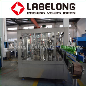CSD Soda Drink Filling Packing Machine pictures & photos