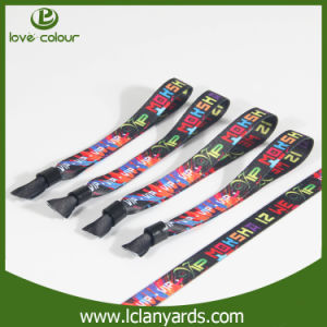 Factory Directly Sale Custom Handmade Fabric Cloth Bracelets