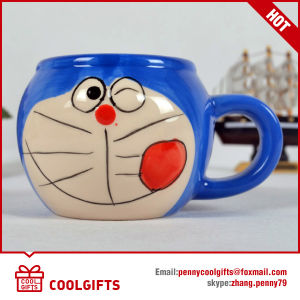 Mickey Mouse Ceramic Coffee Mug with Custom Design for Kids (CG219) pictures & photos