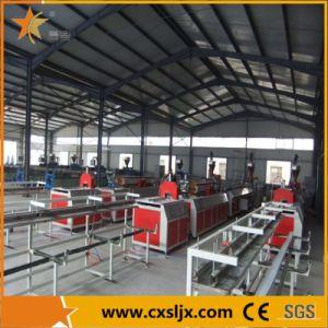 PVC Plastic Ceiling Panel Profile Production Line pictures & photos