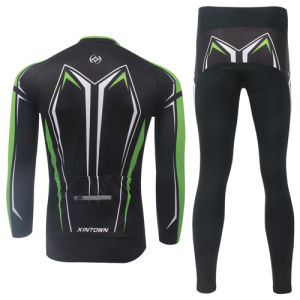 Hot! ! ! Cycling Clothing, Bicycle Pants, Riding Road Bike Jersey with Bib pictures & photos