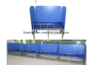Hospital IV Transfusion Baby Bed for Child pictures & photos