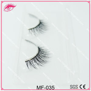 Private Label Eyelash Mink Lashes Handmade Makeup Product pictures & photos