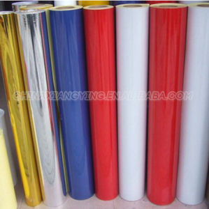 Sell Well New Type Retro-Reflective Plastic Film pictures & photos