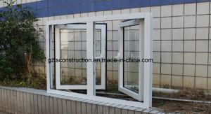 Custom Single Glass Aluminum Casement Window pictures & photos