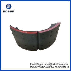 Non-Asbestos 4515 Truck Brake Lining Manufacturers pictures & photos
