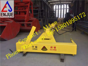 I Shape Mechanical Container Spreaders Manufacturer Full Automatic Container Lifting Frame Price pictures & photos