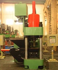 Metal Scrap Hydraulic Briquetting Press Metal Scrap Briquette Machine-- (SBJ-315) pictures & photos