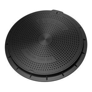 Composite Manhole Cover Surface Anti-Slip BS En124 pictures & photos