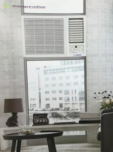 R410A/R22 T3 24000BTU Window Type Air Conditioner pictures & photos