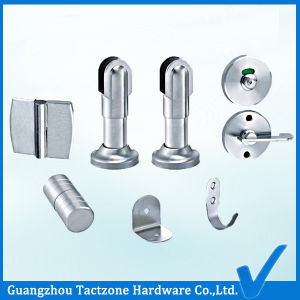Wholesale Manufacturer Toilet Cubicle Accessories Wood Bathroom Partitions pictures & photos