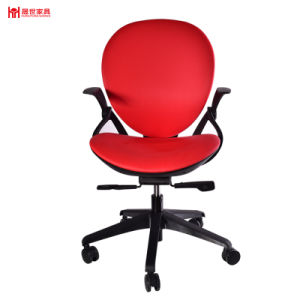 Leisure White Leather Office Chair pictures & photos