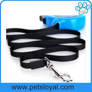 Factory High Quality Retractable Nylon Pet Dog Leash pictures & photos