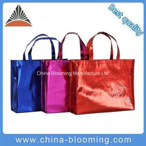 Reusable Durable Non Woven Shopping Bag with Coating pictures & photos