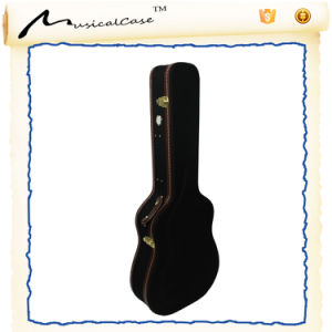 Wholesale Musical Instrument Electric Guitar Wood Case pictures & photos