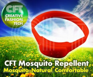 The Cft for 5 Hole (RED) Silicon Insect Repellent pictures & photos