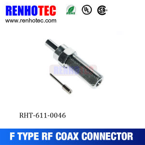 RG6 Cable Crimp F Female Connector pictures & photos