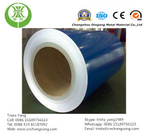 Prepainted Galvalume Steel Coil (SPCC, SPCD base metal) pictures & photos
