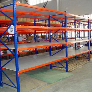 Medium Duty Q235 Metal Shelf Rack pictures & photos