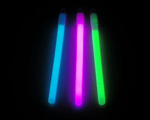 "2PCS 4"" Display Bag Glow Stick (DBH10100) pictures & photos"