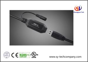 USB Extension Cable 5m pictures & photos
