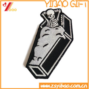 Custom Special Horror Embroidery Badge, Woven Label, Embroidery Patch (YB-PATCH-411) pictures & photos