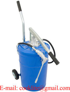 Hand Operated High Volume Bucket Lubrication Grease Pump - 20L pictures & photos