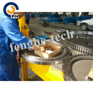 China Leader Manufacturer Single-Row Roller Slewing Ring