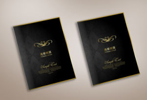 Luxury Custom Book Hot Stamping Hardcover Book Photo Book Printing pictures & photos