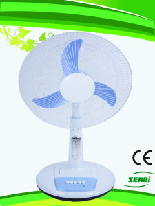 16 Inches DC12V Table Stand Fan Solar Fan pictures & photos