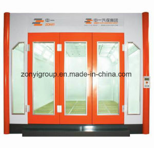 Zonyi Spray Booth Ce Cheap High Quality Factory Painting Booth pictures & photos