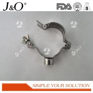 Sanitary Stainless Steel Welded Pipe Holder pictures & photos