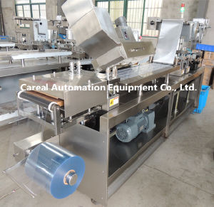 Dpp-150e Auto Alu-Alu Blister Packaging Machine pictures & photos
