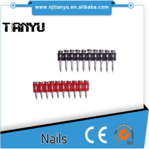 Plastic Collated Concrete Nails pictures & photos