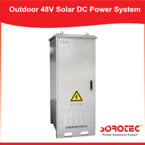 3kw 220VAC 48VDC Hybrid off-Grid Solar DC Power Supply pictures & photos
