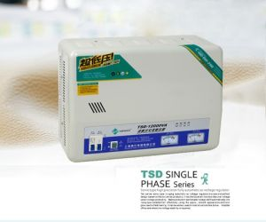 Tsd Series Servo Type High Precision Fully Automatic Voltage Regulator