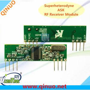 Superheterodyne Ask Receiver Module for Gate Door pictures & photos