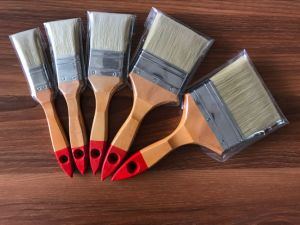 868 640 Paint Brush with Pure Bristle Material pictures & photos