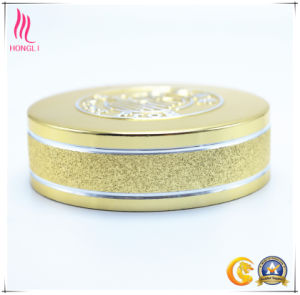 Beautiful Shining Golden Frosted Cap pictures & photos