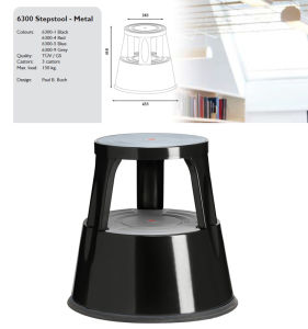 High Quality Metal Step Stool Stepstools 2-Step Ladder pictures & photos