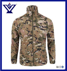 Military Army Camouflage Tactical Coat (SYSG-615) pictures & photos
