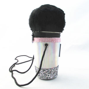 Novelty Glitter Microphone Cross Body Bag pictures & photos