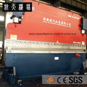 HANGLI brand hydraulic bending machine plate bending machine WC67Y-160/4000 pictures & photos